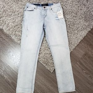 Lucky Brand Dylan BF light wash jeans